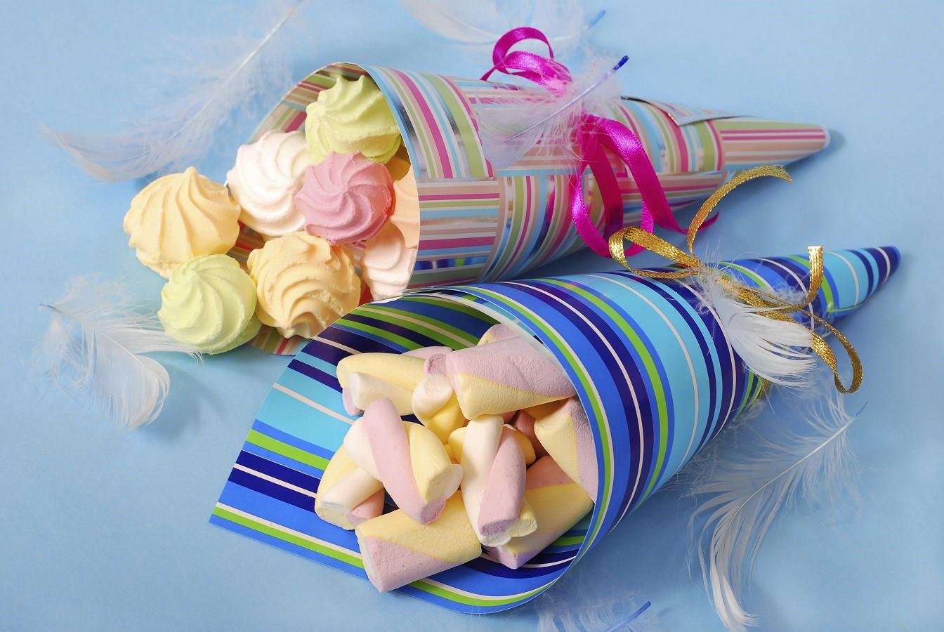 Маленькие конфетки своими руками