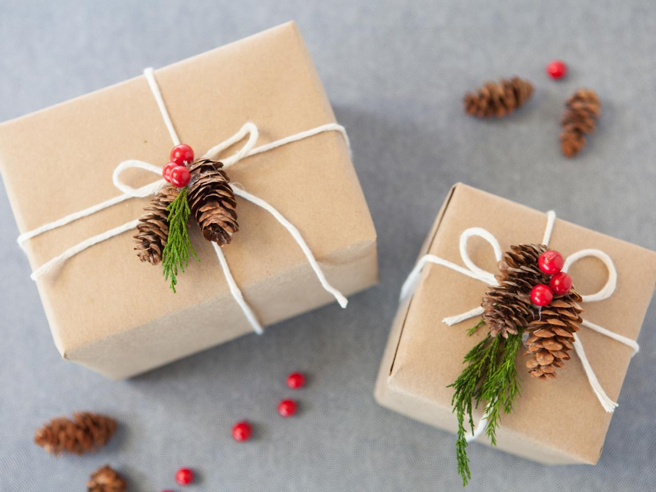 Красивые подарки на новы год своими руками