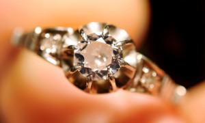 Как выбрать золотое кольцо с бриллиантом