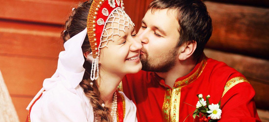 Старинные свадебные традиции