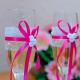 13 интересных идей украшения свадебных бокалов