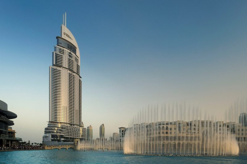 Addres Downtown Burj Dubai