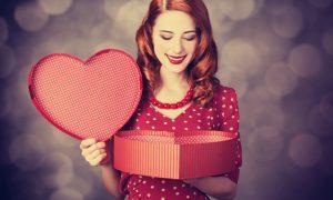Что подарить любимой