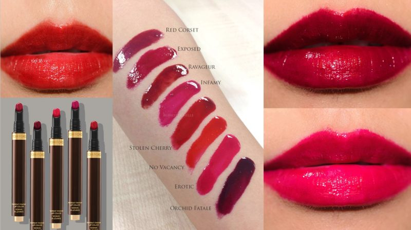Tom Ford Patent Finish Lip Color
