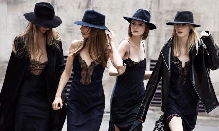 Как носить платья-комбинации