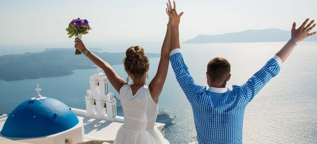 Свадьба в августе: преимущества