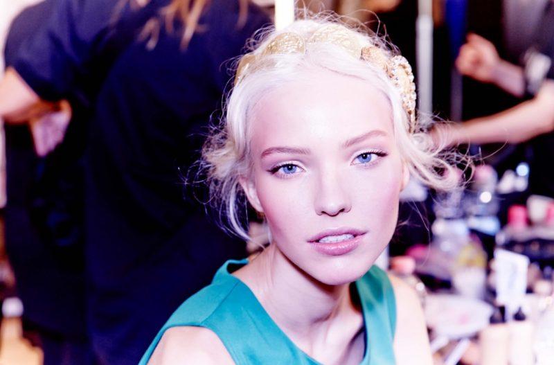 Дрейпинг: новый тренд в макияже