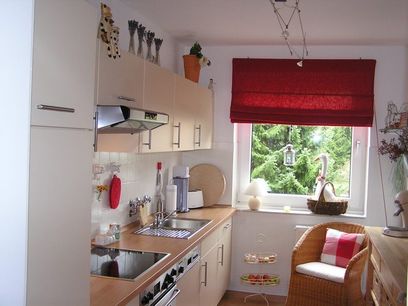 Дизайн маленькой кухни: лучшие идеи