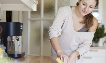 Как делать уборку в доме