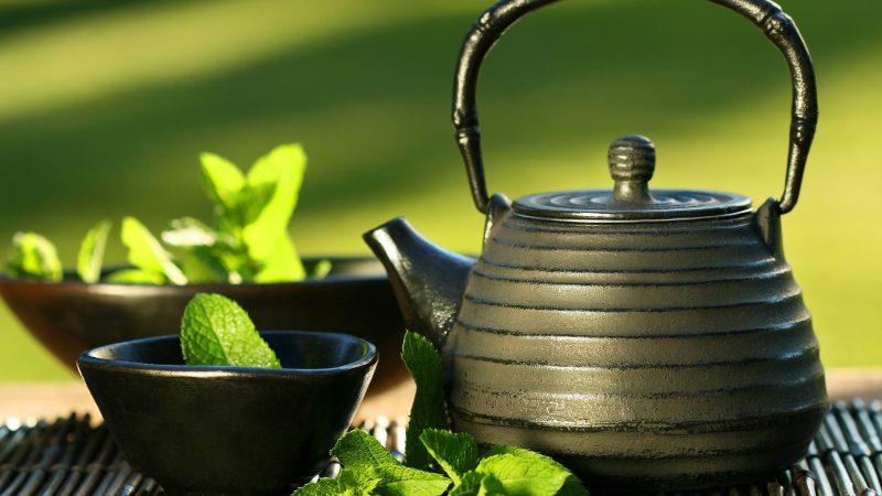 Пейте больше зелёного чая