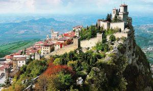 Путешествие в Сан-Марино