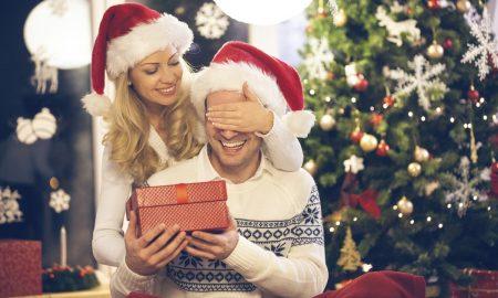 что подарить своему парню на Новый Год 2017