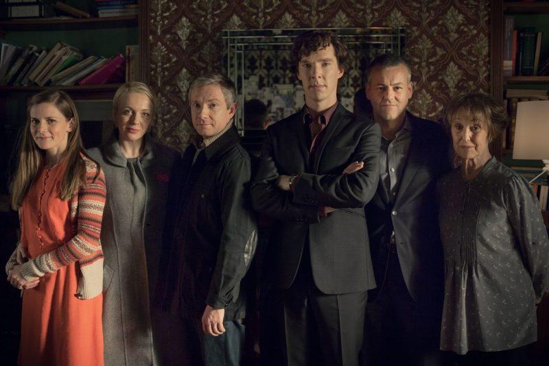 История создания и актерский состав сериала «Шерлок»