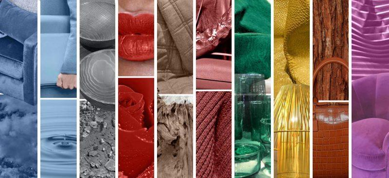 Модная цветовая палитра зимы 2018