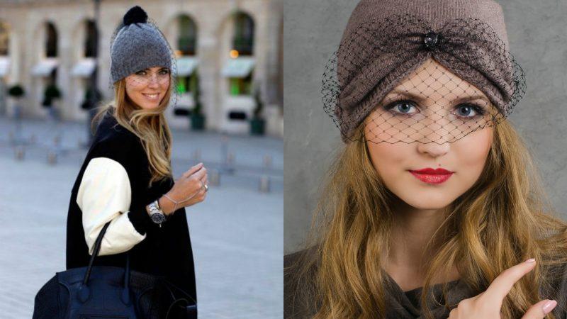 Модные шапки зимы 2017-2018
