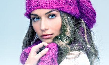 Модные шапки зимы 2016-2017