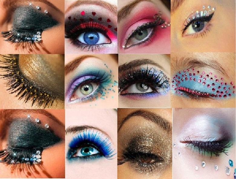 Основные правила макияжа для года Огненного Петуха 2017