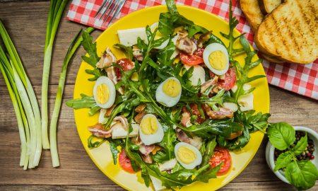 ТОП рецептов теплых салатов