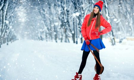 И модно и тепло! 10 стильных юбок для холодов