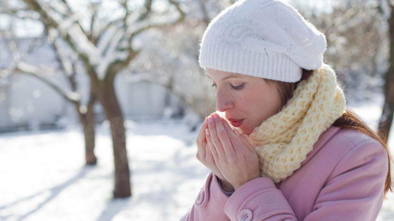 Обморожение: причины и основные признаки