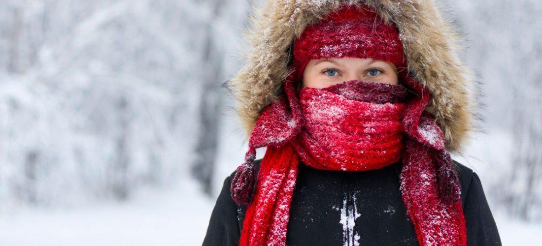 Признаки обморожения и переохлаждения